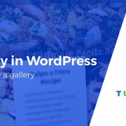 gallery-in-wordpress