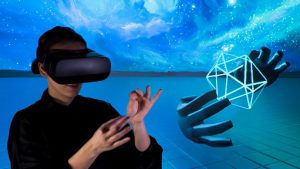 Leap Motion blackbud