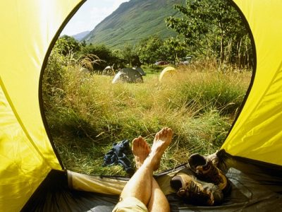 campsites in the UK