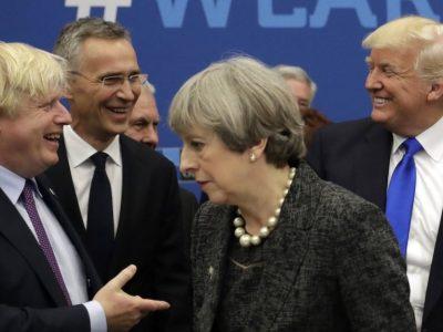 uK-us Future Relationship with Boris Johnson