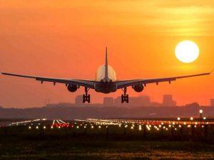 Domestic Passenger Flights