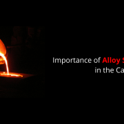 alloy steel casting