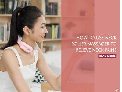 neck roller massager