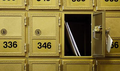 private mailbox