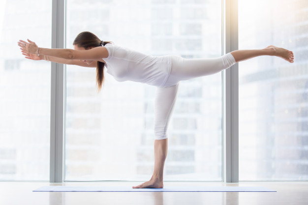 Standing Forward Bend Stretch