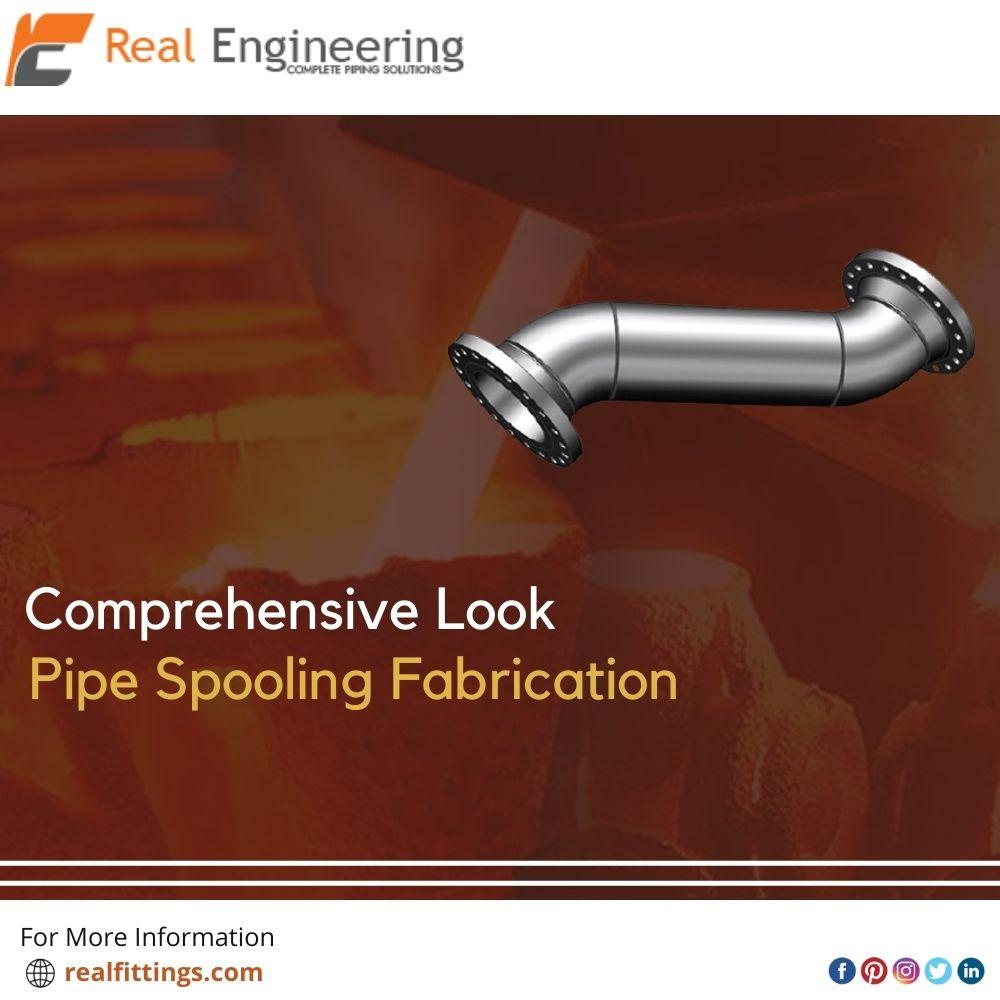 Pipe Spool Fabrication Equipment