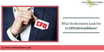 CFO search firms