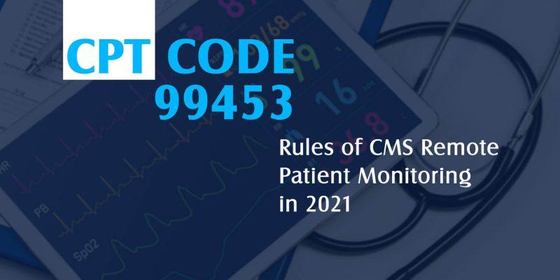 CPT code 99453
